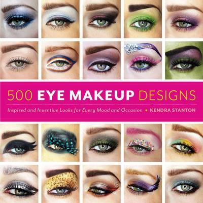 500 Eye Makeup Designs (BOK)
