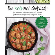 KetoDiet Cookbook (BOK)