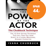 Produktbilde for The Power of the Actor - The Chubbuck Technique (BOK)