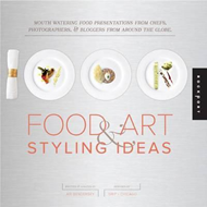 1,000 Food Art and Styling Ideas (BOK)