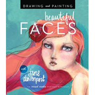 Produktbilde for Drawing and Painting Beautiful Faces (BOK)