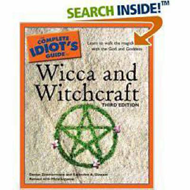 Complete Idiot's Guide to Wicca and Witchcraft (BOK)