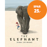 Produktbilde for The Elephant (BOK)