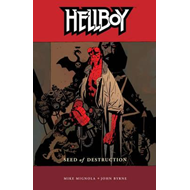 Hellboy Volume 1: Seed Of Destruction (BOK)