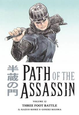 Path of the Assassin Volume 12: Three Foot Battle (BOK)