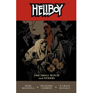 Hellboy Volume 7: The Troll Witch and Others (BOK)