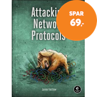 Produktbilde for Attacking Network Protocols (BOK)