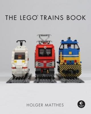 Lego Trains Book (BOK)