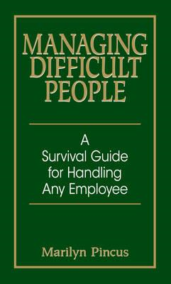 Managing Difficult People (BOK)