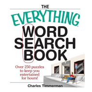 Everything Word Search Book (BOK)