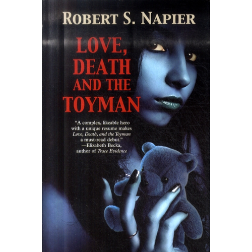 Love, Death and the Toyman (BOK)
