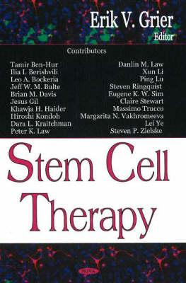 Stem Cell Therapy (BOK)