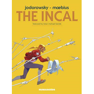 Produktbilde for The Incal (BOK)