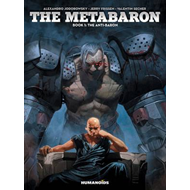 Produktbilde for Metabaron: Book 1: The Anti-baron (BOK)