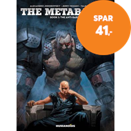 Produktbilde for The Metabaron: Book 1: The Anti-baron (BOK)