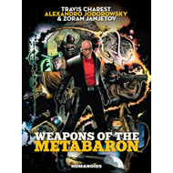 Weapons Of The Metabaron (BOK)