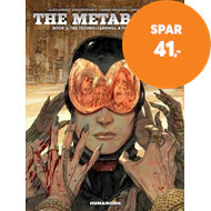 Produktbilde for The Metabaron: Book 2, The Techno-cardinal & The Transhuman (BOK)