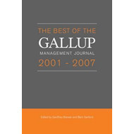 Best of the Gallup Management Journal 2001-2007 (BOK)