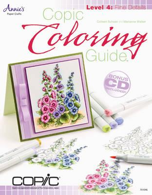 Copic Coloring Guide Level 4: Fine Details: Level 4 (BOK)