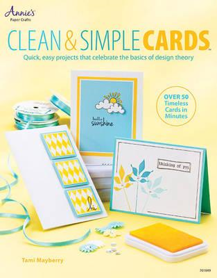 Clean & Simple Cards (BOK)