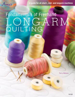 Fundamentals of Freehand Longarm Quilting (BOK)