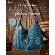 7 Easy-to-Knit Handbags: for Every Occasion (BOK)