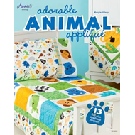 Adorable Animal Applique (BOK)