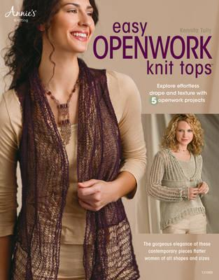 Easy Openwork Knit Tops (BOK)