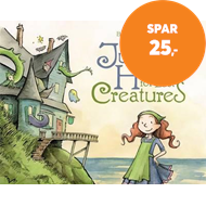 Produktbilde for Julia's House for Lost Creatures (BOK)