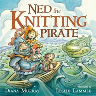 Ned the Knitting Pirate (BOK)
