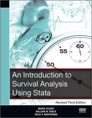 Introduction to Survival Analysis Using Stata, Revised Third (BOK)