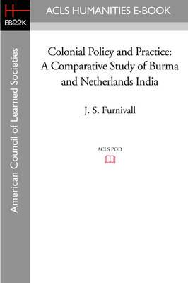 Colonial Policy and Practice (BOK)