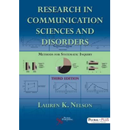 Research in Communication Sciences and Disorders (BOK)