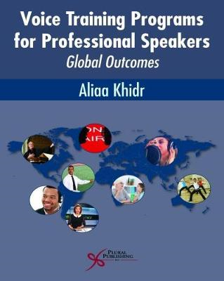 Voice Training Programs for Professional Speakers (BOK)