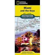 Miami and the Keys: Destination Map (BOK)