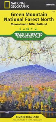 Green Mountain National Forest, Vermont, Map Pack Bundle (BOK)