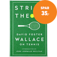 Produktbilde for String Theory: David Foster Wallace On Tennis - A Library of America Special Publication (BOK)