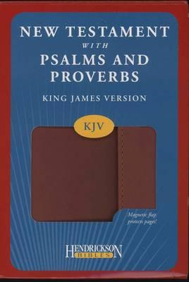 KJV New Testament with Psalms and Proverbs (BOK)