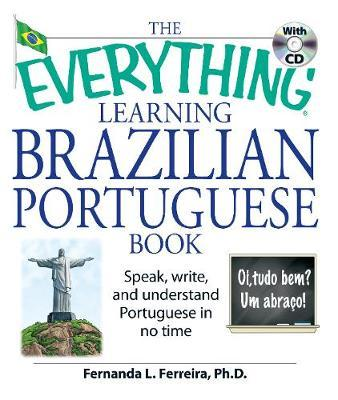Everything Learning Brazilian Portuguese Book (BOK)