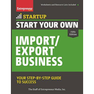 Start Your Own Import/Export Business (BOK)
