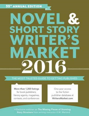 Novel & Short Story Writer's Market 2016 (BOK)