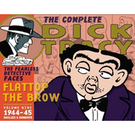 Complete Chester Gould's Dick Tracy (BOK)