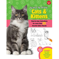 Learn to Draw Cats & Kittens (BOK)