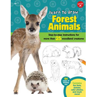 Learn to Draw Forest Animals (BOK)
