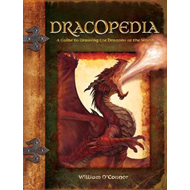 Produktbilde for Dracopedia - A Guide to Drawing the Dragons of the World (BOK)