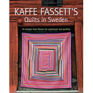 Kaffe Fassett's Quilts in Sweden (BOK)