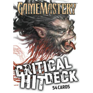 Gamemastery Critical Hit Deck New Printing (BOK)