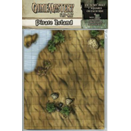 GameMastery Flip-Mat: Pirate Island (BOK)