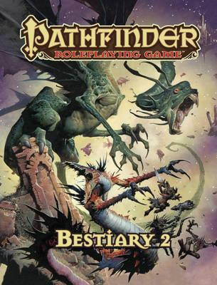 Pathfinder Roleplaying Game: Bestiary 2 (BOK)