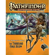 Pathfinder Adventure Path: The Serpent's Skull (BOK)